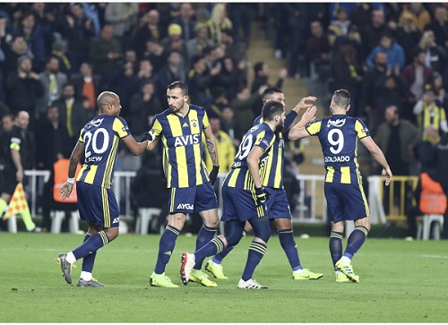 Fenerbahce 2-0 over Goztepe excites Andre Ayew