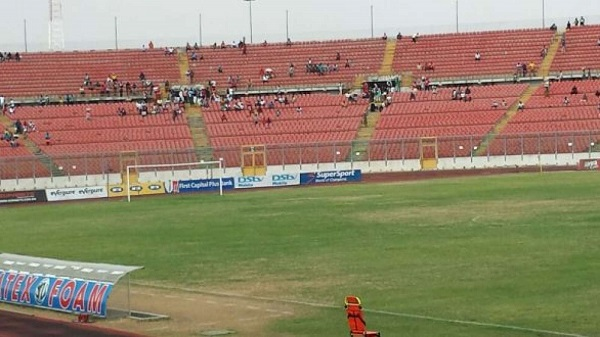 The report from CAF is for us to improve the standard of Baba Yara pitch- NSA boss