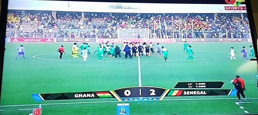 U-20 AFCON: Ghana suffers 2-0 defeat to organized Senegal (VIDEO)