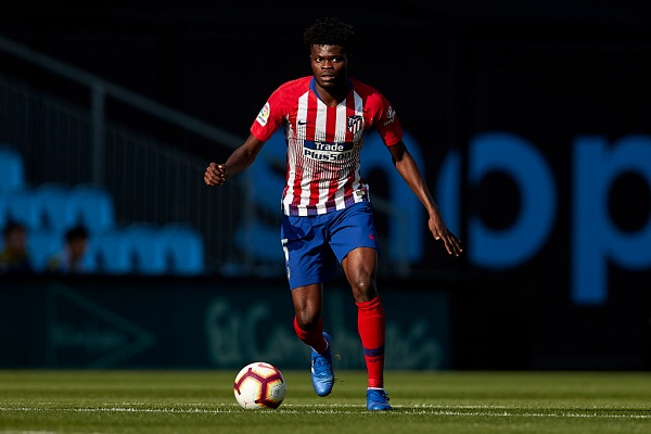 Thomas Partey; This is why he is a target for top European teams
