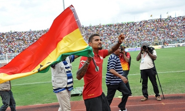 KP Boateng: Choosing Ghana over Germany was the best decision