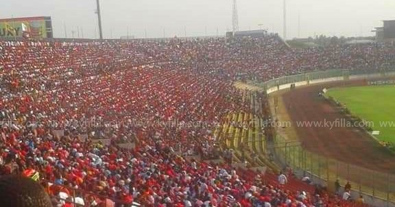 CAF CC: Asante Kotoko management launch operation fill Baba Yara Stadium