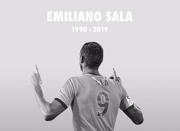FC Nantes retires Number 9 shirt to honour Emiliano Sala