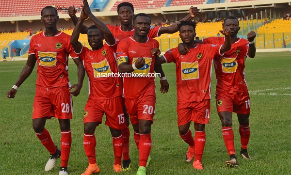 CAFCC: Opoku, Keita return as Kotoko reveal squad ahead of Zesco show down