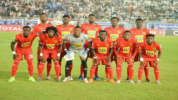 CAFCC: Asante Kotoko player ratings against Zesco United after 2-1 win