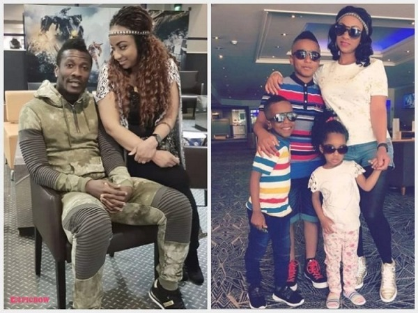 Asamoah Gyan is the father of Gifty's Children - DNA confirms
