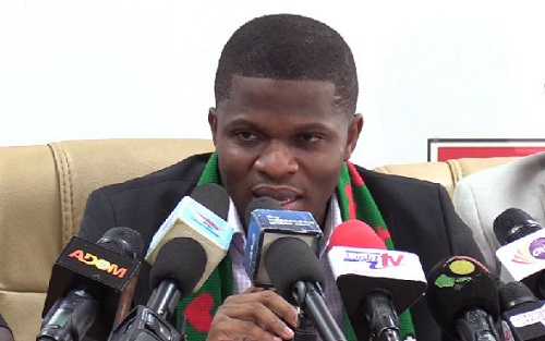 Ofosu Ampofo leaked audio: NDC considering legal options fish out spies
