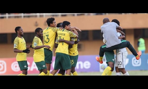 U-20 AFCON: South Africa win bronze medal ahead of Nigeria