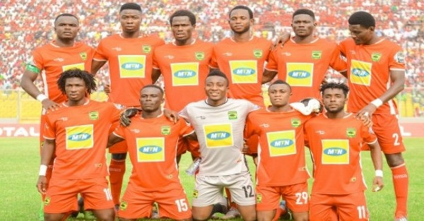 CAFCC: Kotoko the third best passers in the competition