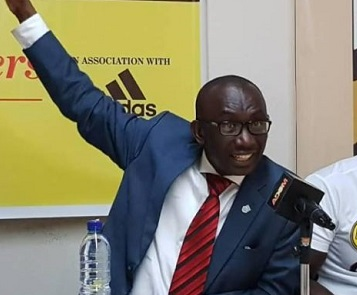 Baah Nuakoh advise Kotoko management to liaise with old ones