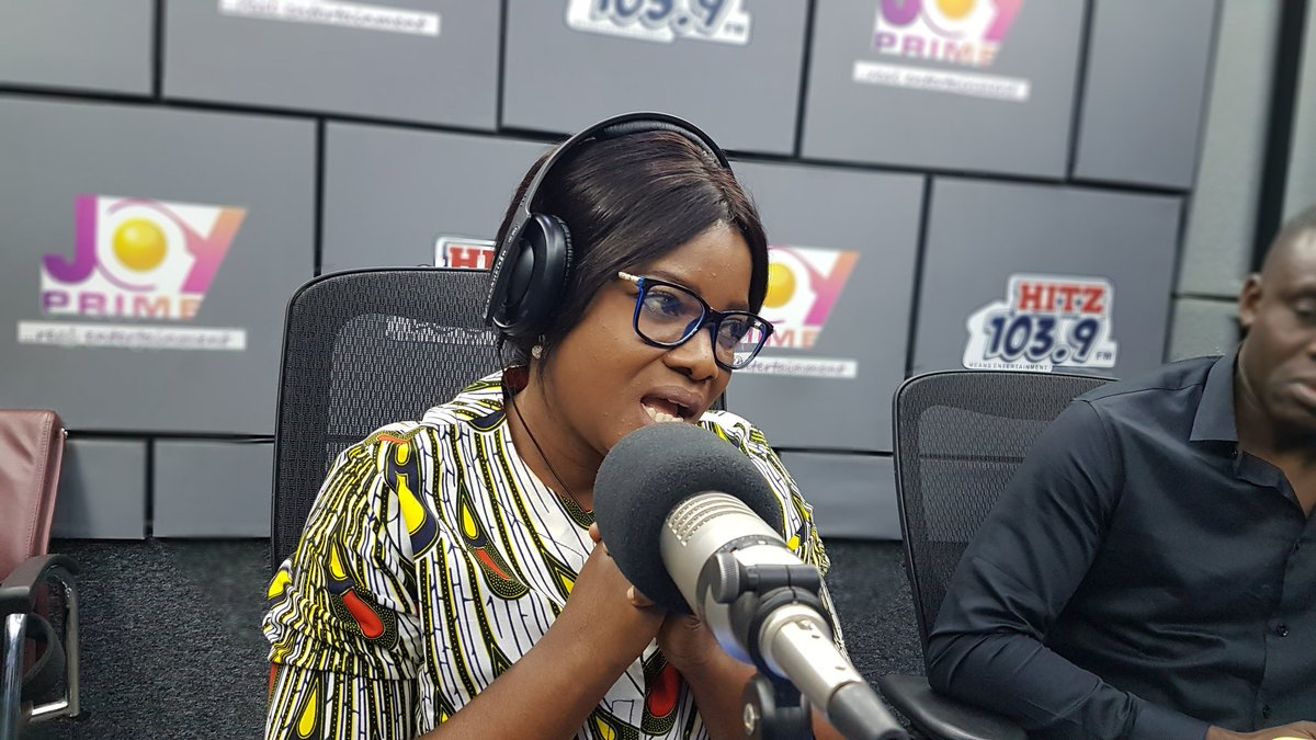Ohemaa Mercy on National Cathedral - Prime News Ghana