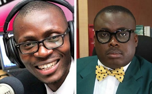 Ayawaso Commission: Bernard Avle and Paul Adom-Otchere expected today