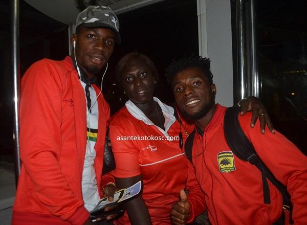 CAFCC: Kotoko lands in Ethiopia, fly to Zambia tomorrow