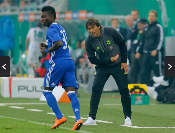 Atsu speaks about four years without competitive game for Chelsea