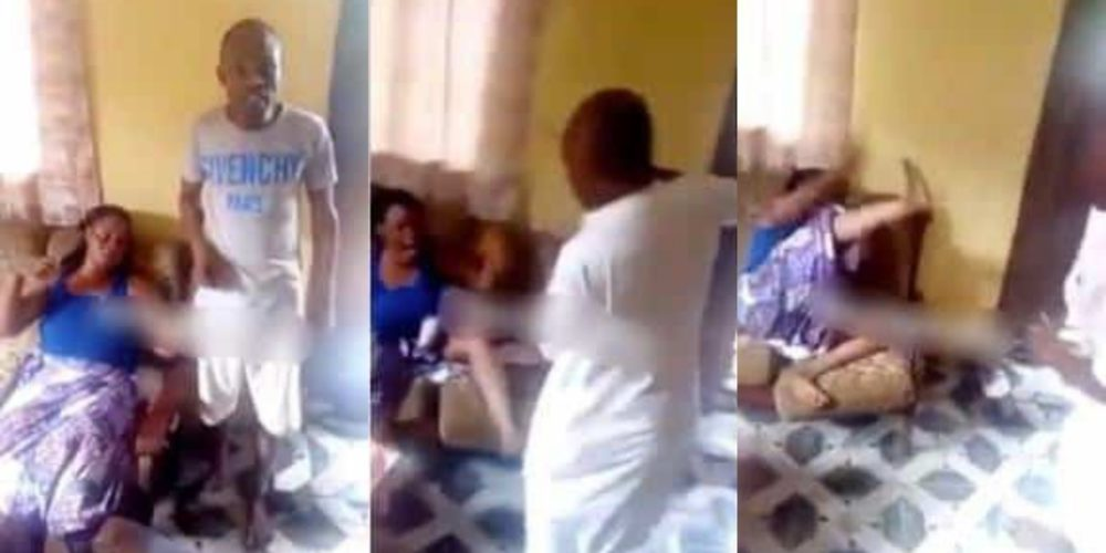Woman brutalized by her brothers for cheating on her husband
