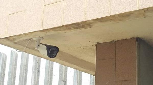 PHOTOS: Asante Kotoko installs new security cameras at Baba Yara Stadium gate ahead of Zesco showdown