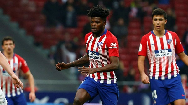 Thomas Partey named in French football magazine' African best XI in 2018