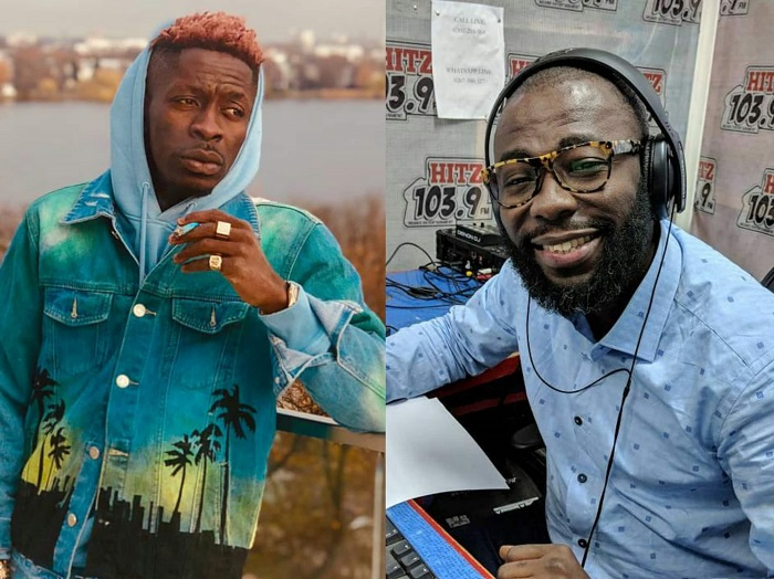Why Shatta Wale didn't perform at #BlissOnTheHills2018 - Andy Dosty reveals