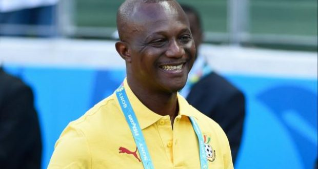 Ghana FA extends Kwesi Appiah's contract until after 2019 AFCON