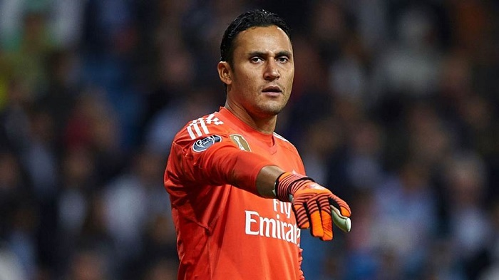 Keylor Navas extends his contract for one year