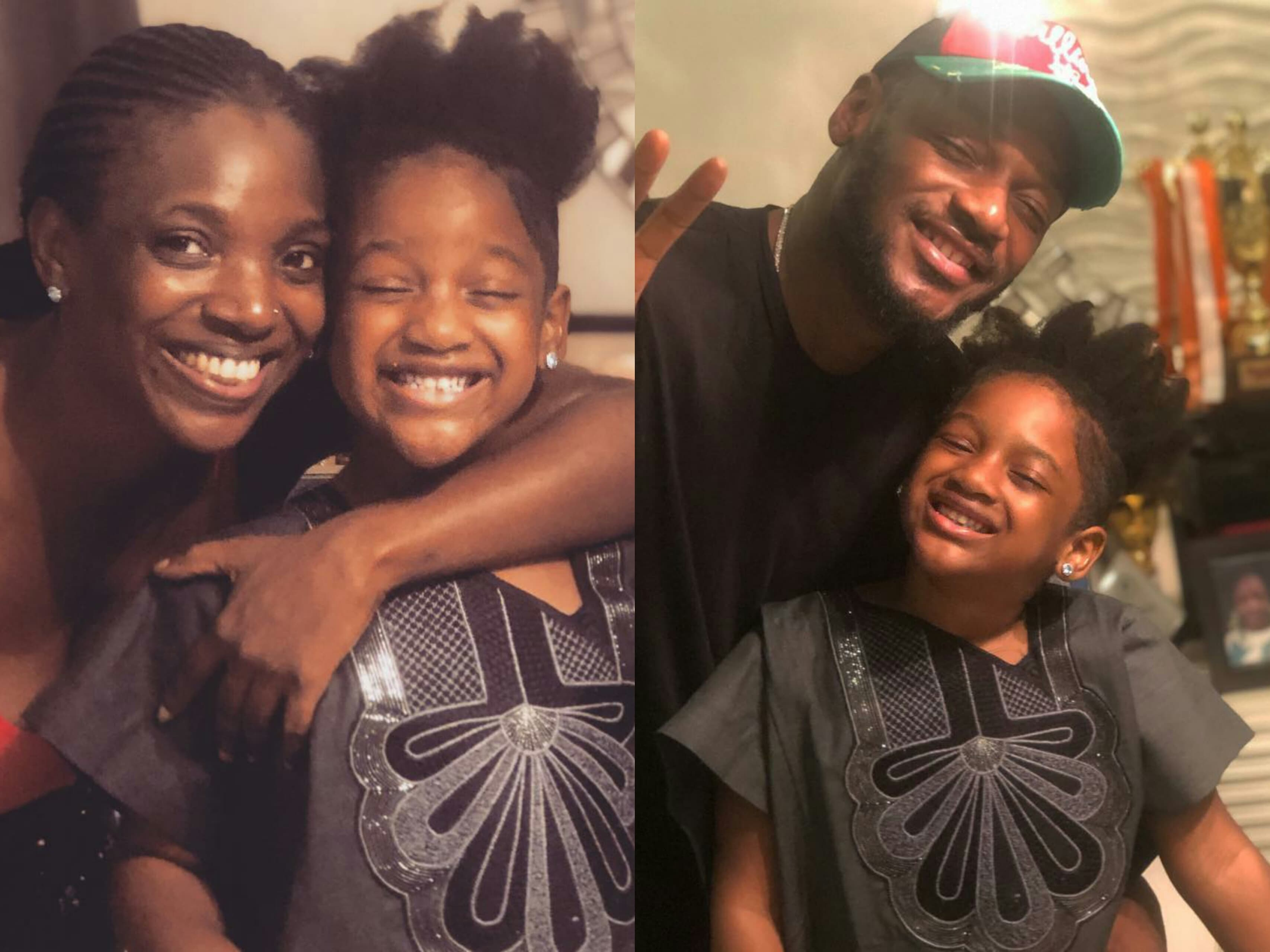 PHOTOS: 2Face and Annie Idibia celebrate daughter, Olivia as she turns 5