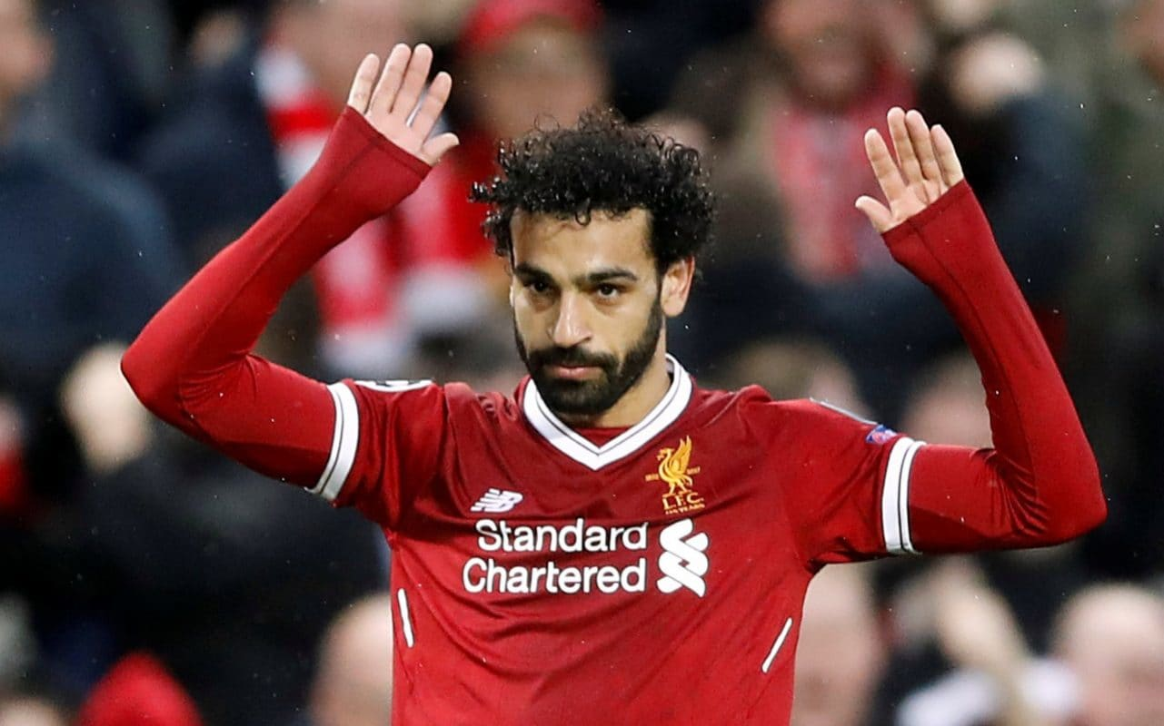 Salah among world's top 10 most valuable players, Ronaldo misses out