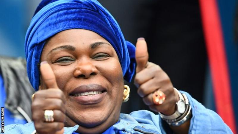 Paul Pogba's mother gets Guinea federation role