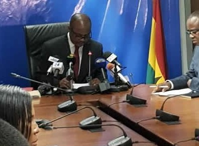 BoG's press conference on Banking Sector Reforms (Full text)
