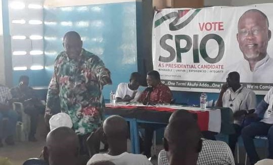 'I can change the minds of Ghanaians to vote for NDC' - Spio-Garbrah