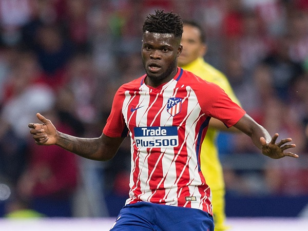 Thomas Partey named in 2018 CAF team of the year