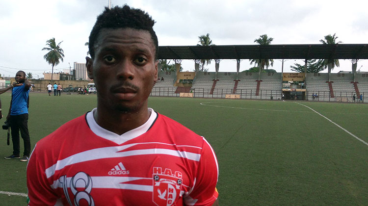 Richard Djodi is the best playmaker in Ghana- Saddick Adams