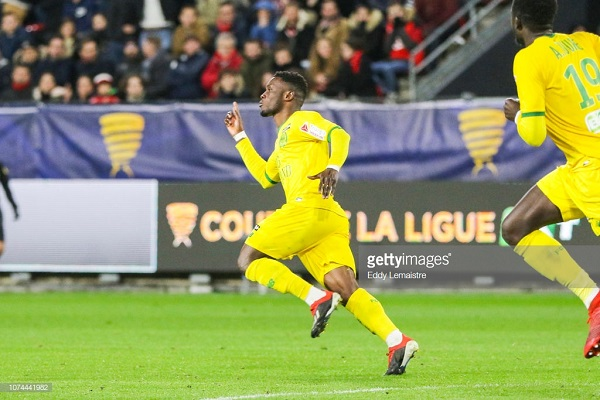 In-form Warris strikes again in Nantes win over Montpellier