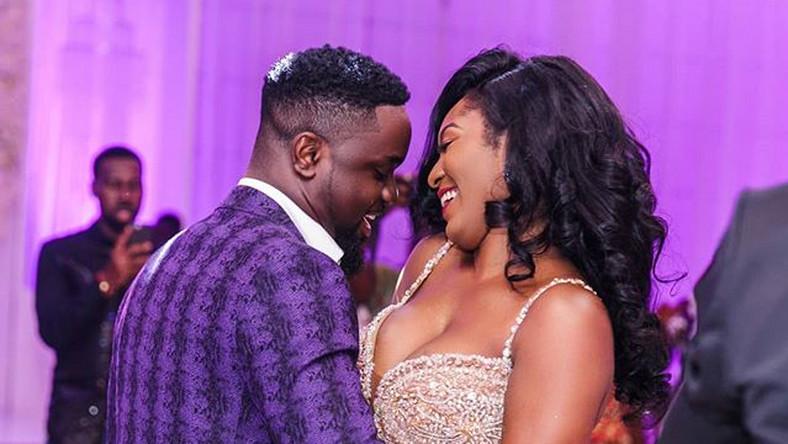 Tracy was my first crush and I waited for her to break up with her boyfriend before she became mine - Sarkodie