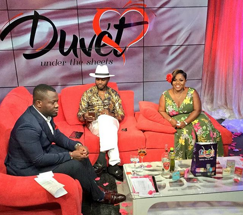 DUVET: The TV Sex Talk Show connecting Souls together (Photos)