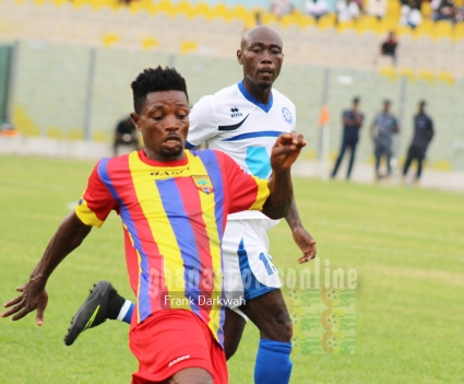 Transfer: Ex-Hearts Of Oak winger Paul Acquah completes move to Kenyan side