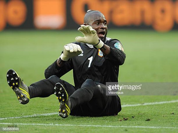 Legendary DR Congo and TP Mazembe goalkeeper Robert Kidiaba elected member of parliament