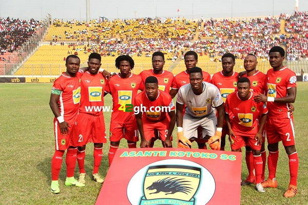 Asante Kotoko, other leading African clubs long for CAF title