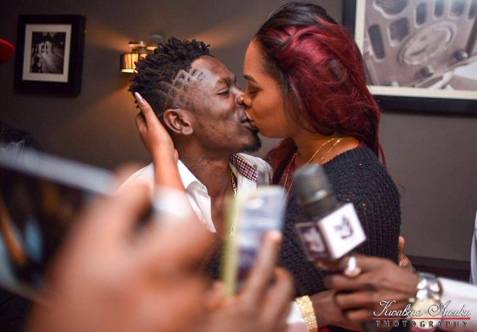 Shatta Wale allegedly sending nude photos of Shatta Michy to bloggers