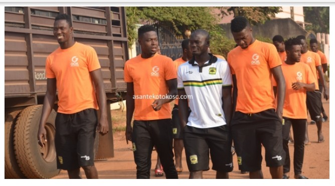 CAF CC: Asante Kotoko to train at 3:30PM