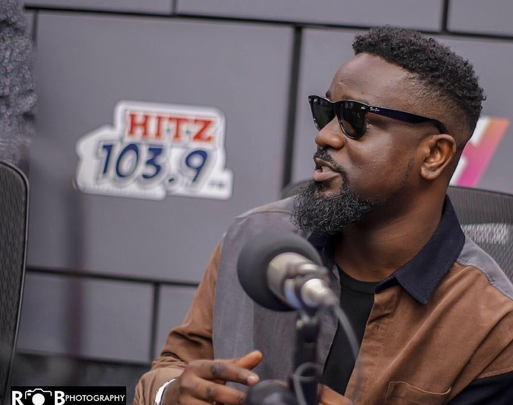 Sarkodie is tweeting about the Creative Art in Ghana and here is what he is saying
