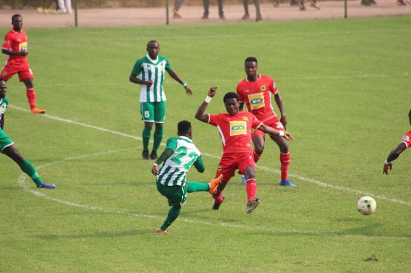 CAF CC: Ten facts about Kotoko' 3-2 win over Coton Sport
