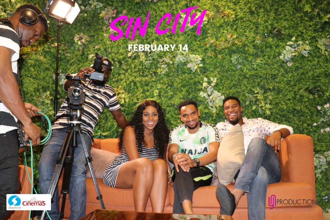 Yvonne Nelson to premieres 'Sin City' on Valentine's Day