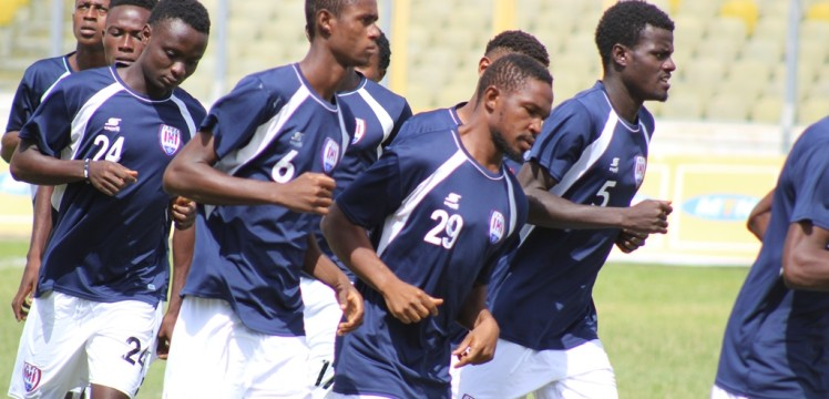Inter Allies first team to resume training on Tuesday