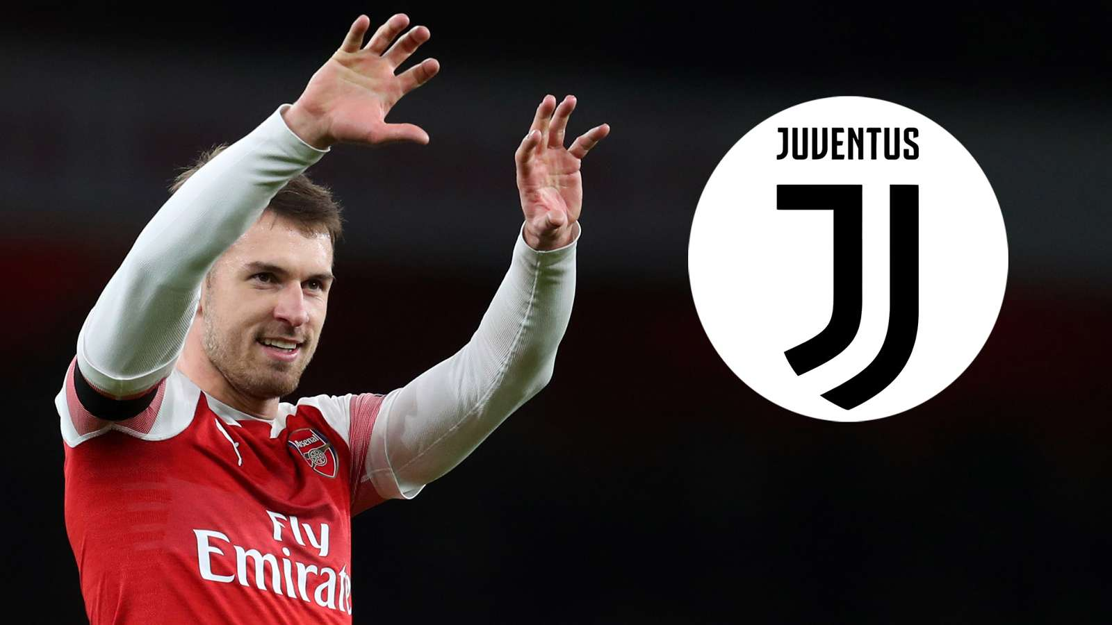 Ramsey poised to sign five-year Juventus contract after completing first part of medical