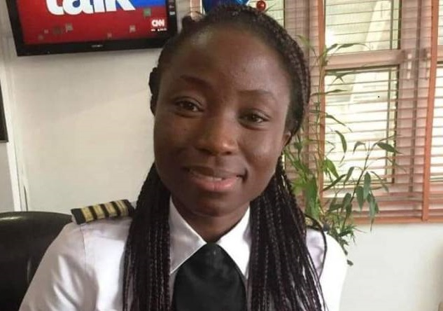 Young female captain appointed as Chief Pilot