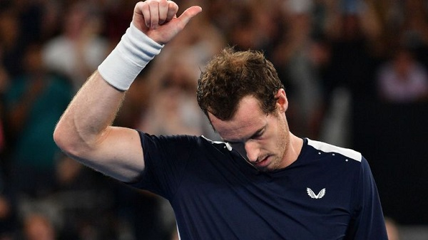 Tennis: Andy Murray beaten in five sets by Roberto Bautista Agut at Australian Open