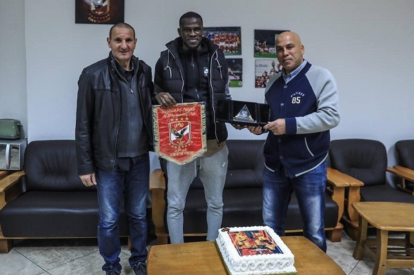 Transfer: Al Ahly defender Coulibaly joins Al-Shorta Sports Club of Iraq