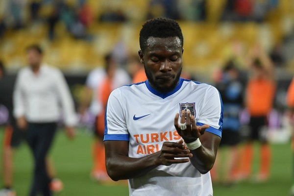 Transfer: Turkish side Istanbul Başakşehir reject Fulham's bid for Attamah Larweh