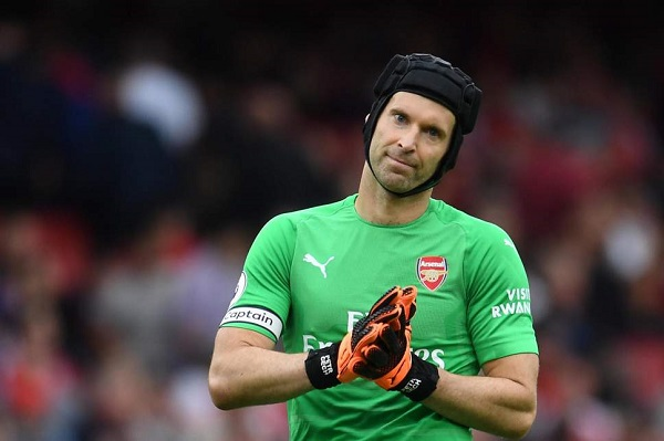 Petr Cech: Arsenal goalkeeper announces decision to retire and end 20-year career