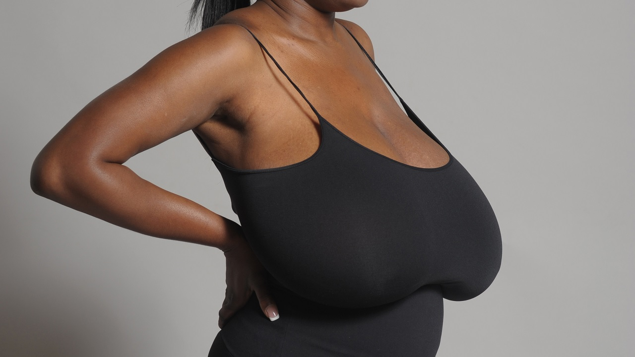 My breast are too big, it's affecting my self esteem – Lady cries out